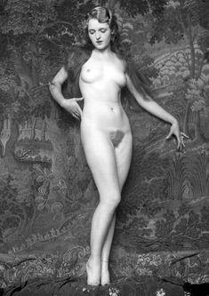 Full frontal nude black women