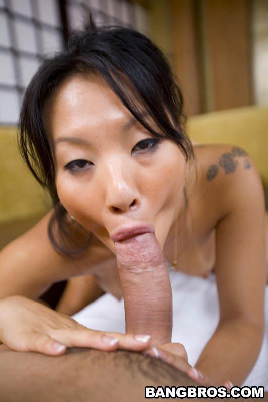 Naked asian girl booty