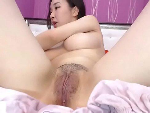 Wet asian cute pussy
