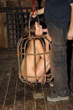 Freee naked slaves cage gallery