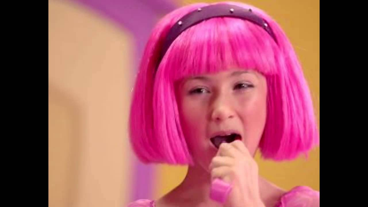Lazy town sexy sex