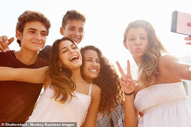 Teens and old poeple