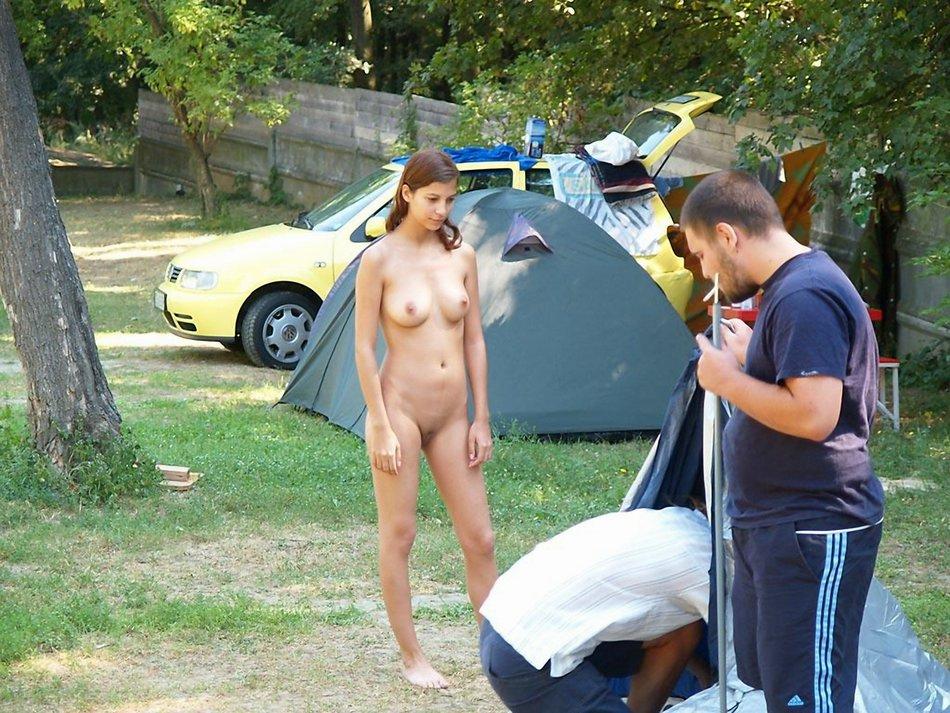 Amateur nudist camp sex