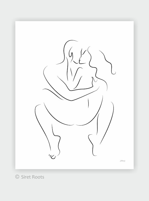 Sex image sketch