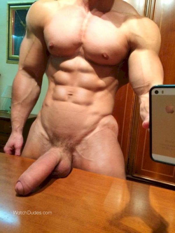 Hot naked men with big cocks
