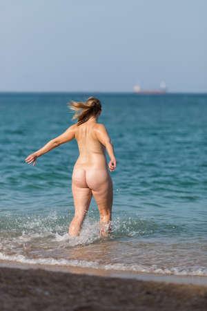 Chubby nudist family girls nude