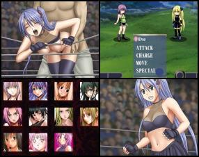 Online anime games adult
