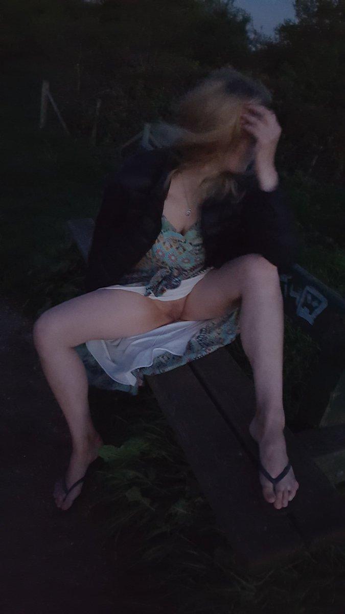 Public fails pussy naked