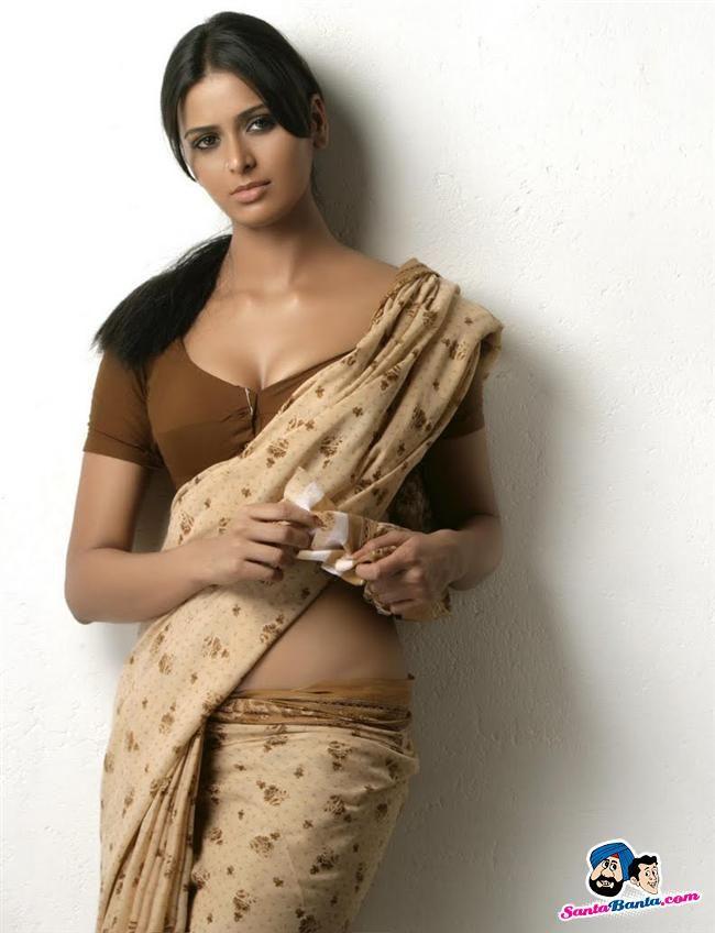 Nude banglore hot saree