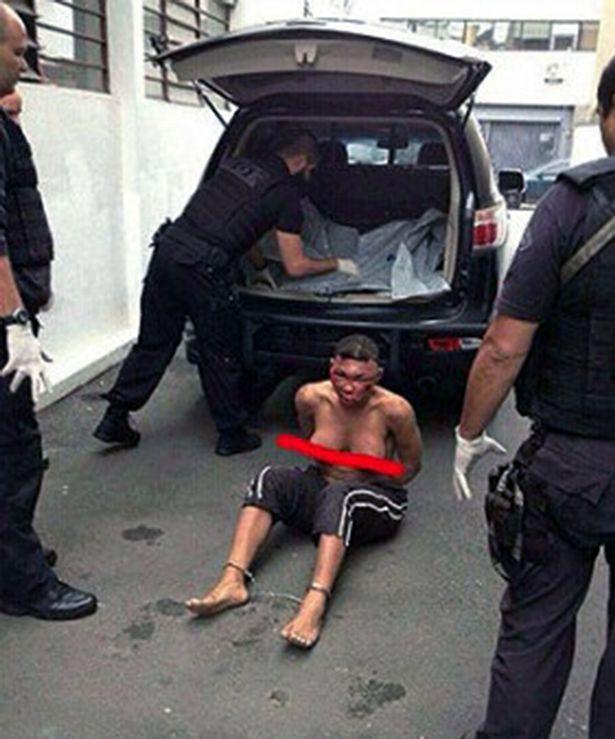 Nude police women sex in car