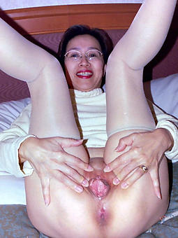 Mature asian woman porn