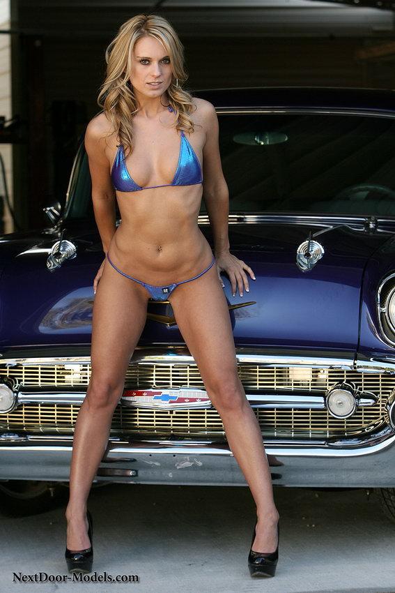 Nextdoor models nicole jaimes car