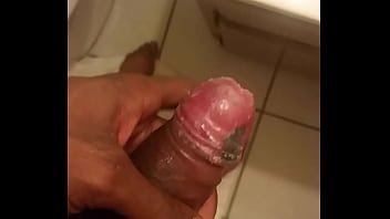 Dirty stinky uncut cock