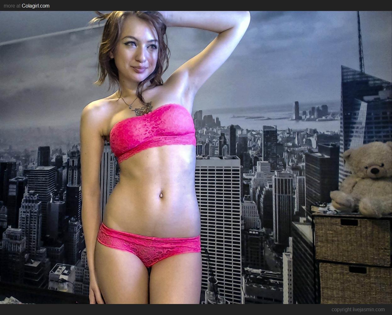 Amateur non nude panties
