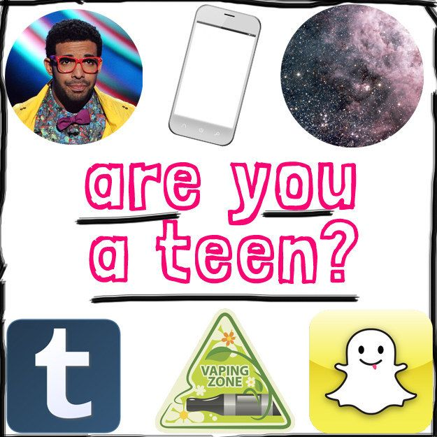 Fun teen quizzes and tests