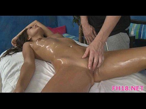 Fucking a massage therapist