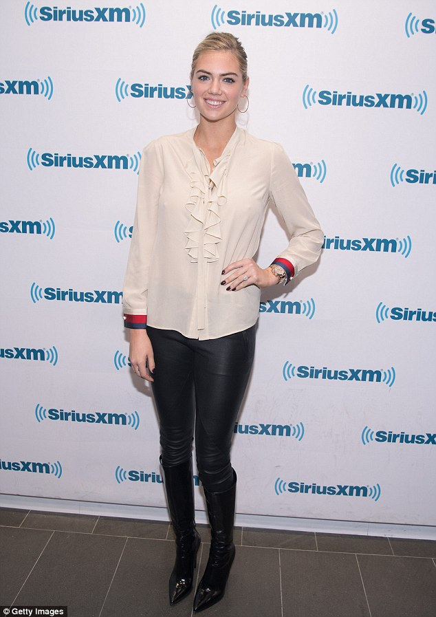 Kate grounds leather pants