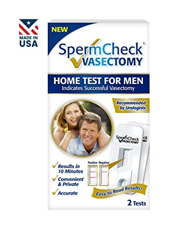 Sperm test at home