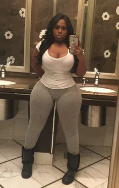 African big curves pussy