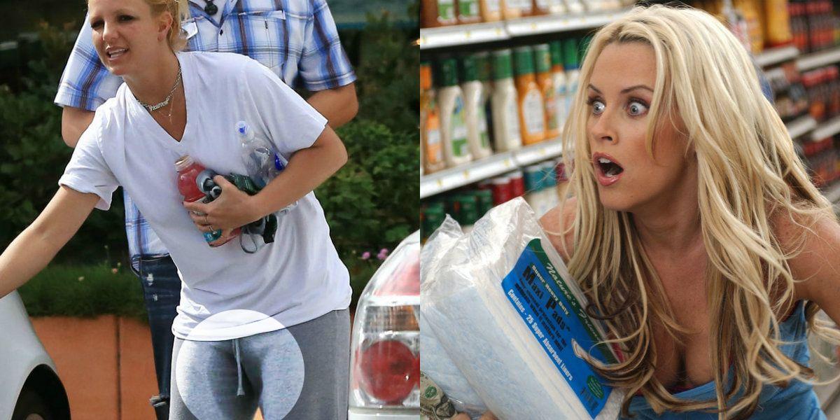 Britney spears peeing public
