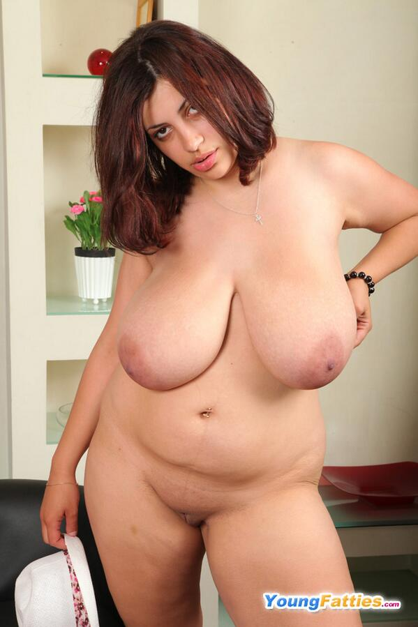 Bbw naked blanks images