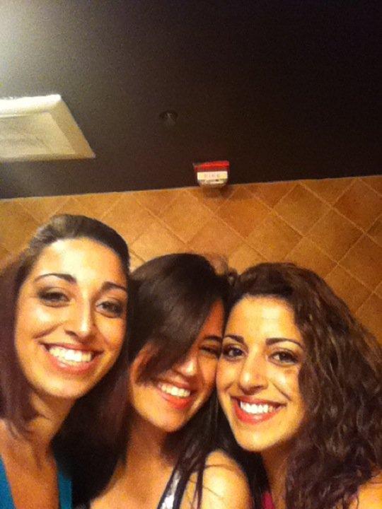Pretty turkish girls ass
