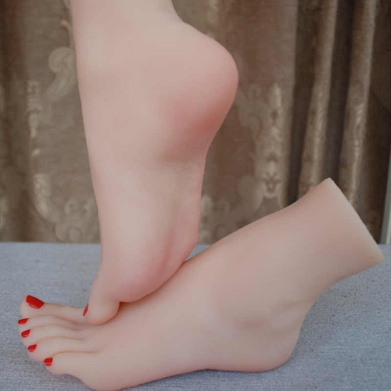 Fetish foot hot leg