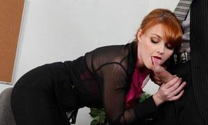 Jenny mcclain tits stockings
