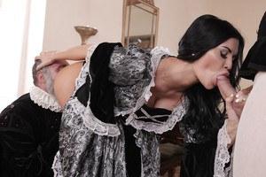 Talia shepard black stockings