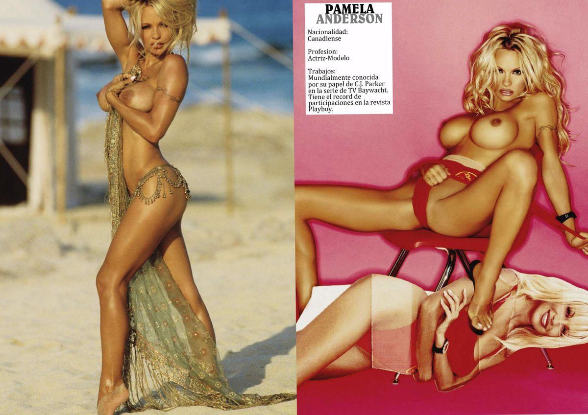 Pamela anderson hot nude
