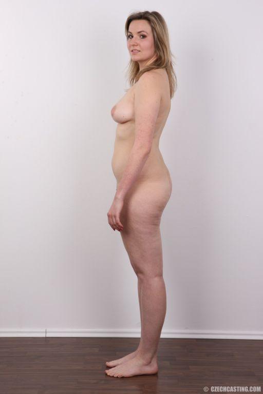 Slightly chubby naked girls