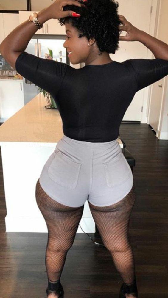 Booty big photo black