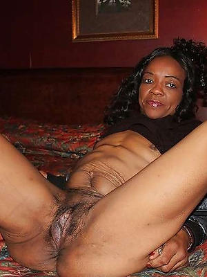 Milf mature pussy black