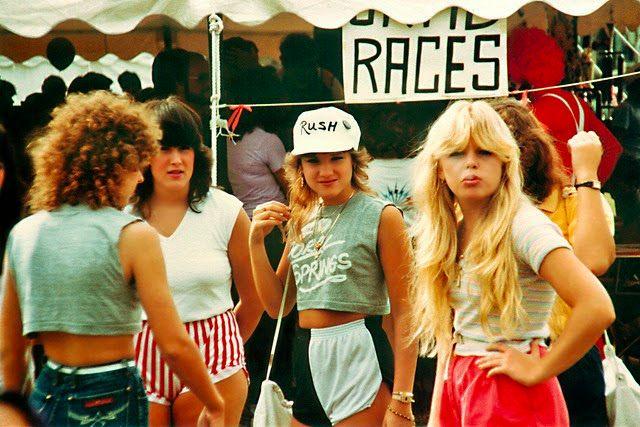 Vintage fkk teen nudists