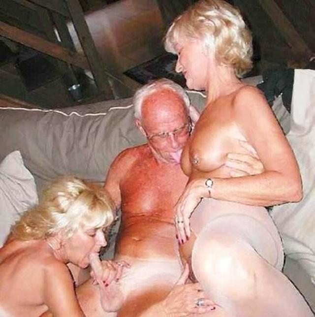 Senior sex swingers party