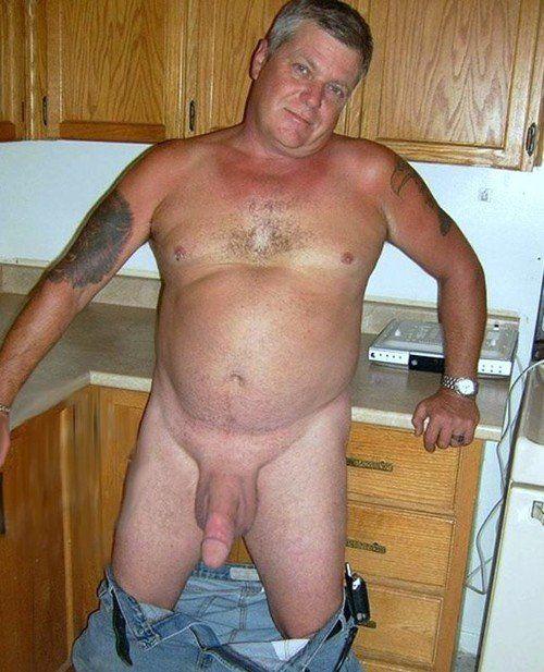 Old men big dick