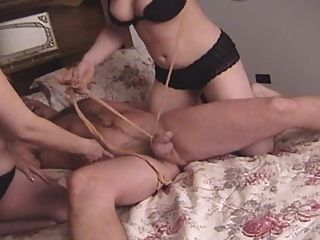 Ball busing and free cbt porn