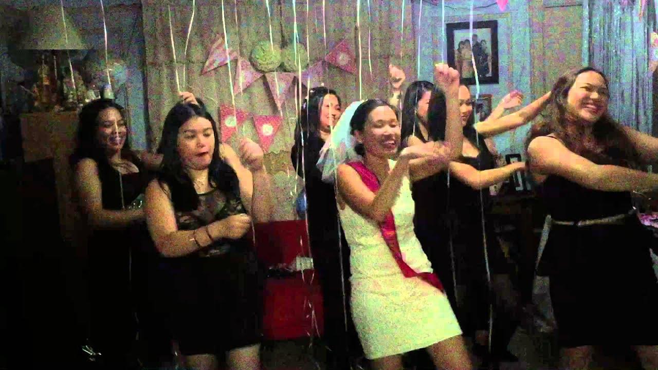 Drunk girls fucking bachlorette party