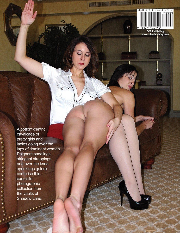 Dominant women spanking men captions