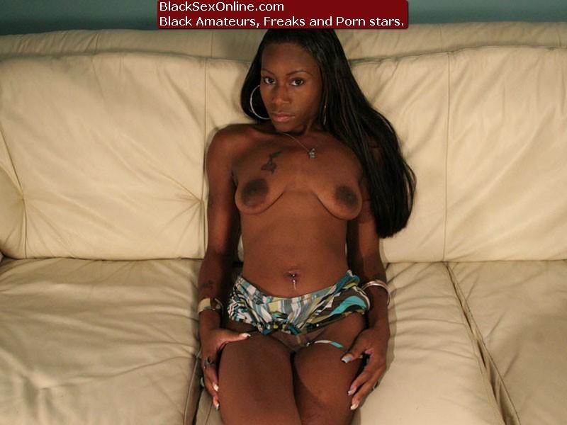 Pretty black porn stars