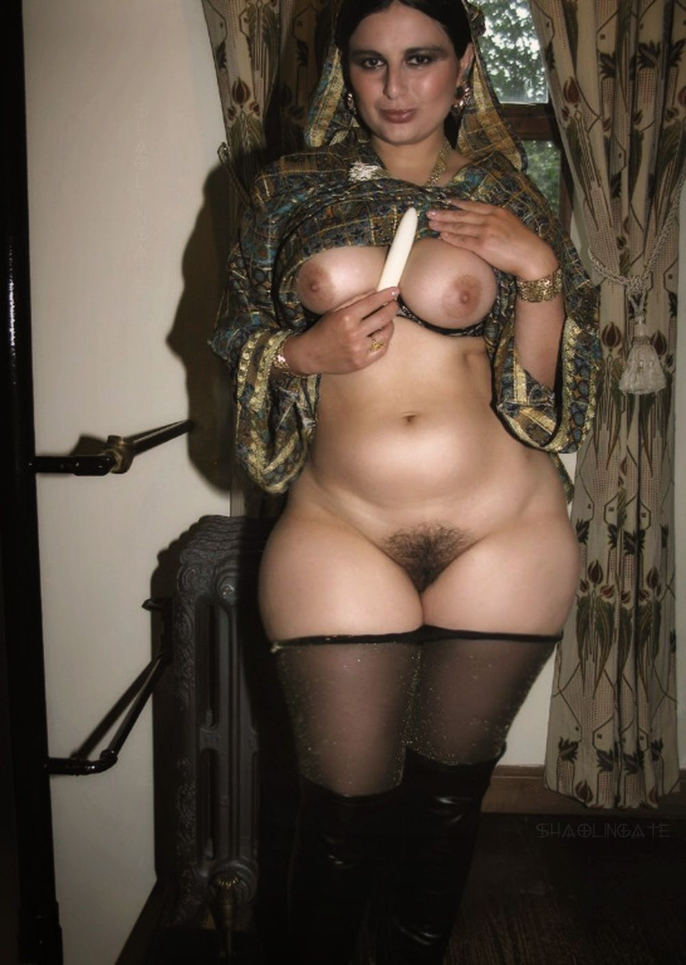 Ladies with hips pussy african