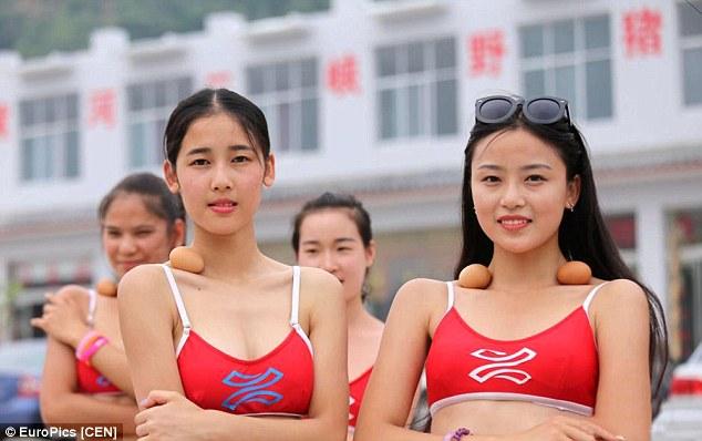 Junior miss nudist contest