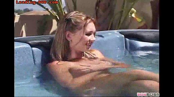Milf hot tub stories