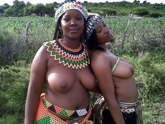Naked pics in zulus woman