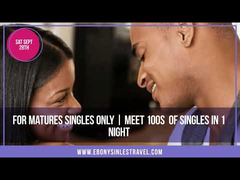 What about mature singles only