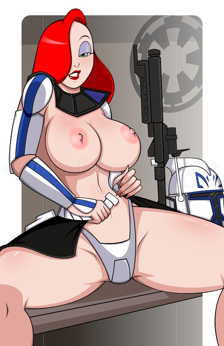 Star wars clone troopers girls nude