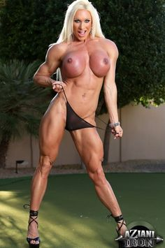 Nude muscle women pinterest