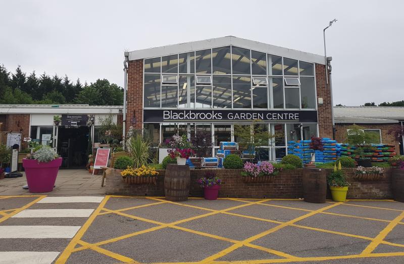 Garden centres east sussex