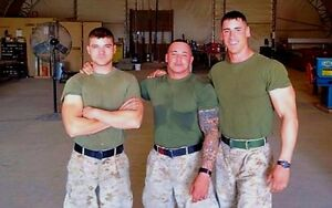 Hot us military men