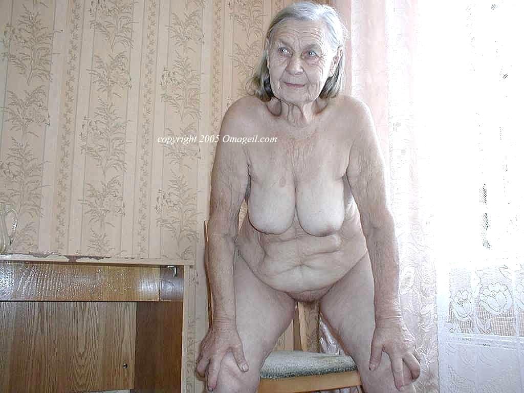 Old granny oma porn
